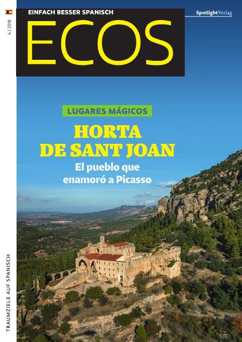 Mercedes Abad ECOS 2018 portada